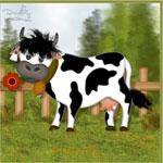 Rosa die Kuh