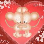 Liebes-Mäuschen