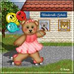Teddymädchen