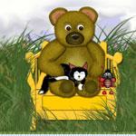 Teddy und Miez